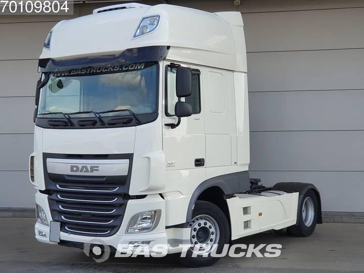 DAF XF 460 SSC 4X2 Intarder Standklima ACC Euro 6 - 2017
