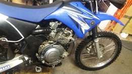 Yamaha TTR 125 for sale