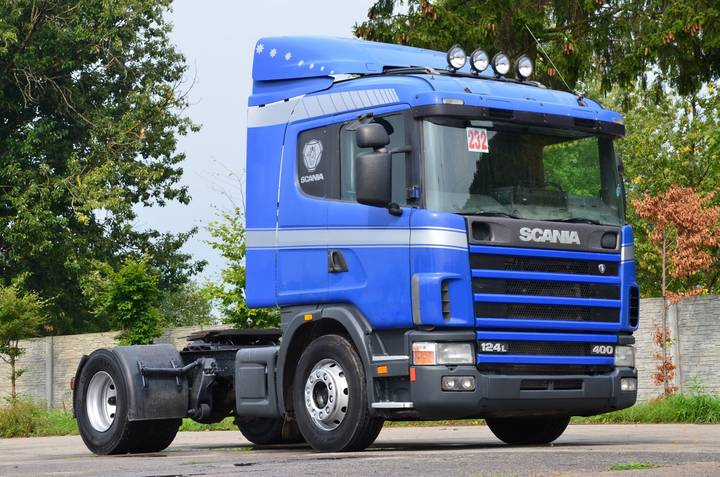 Scania 124L 400 1999