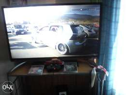 42inch sinotec 3D TV+PS 3 swop for any bike