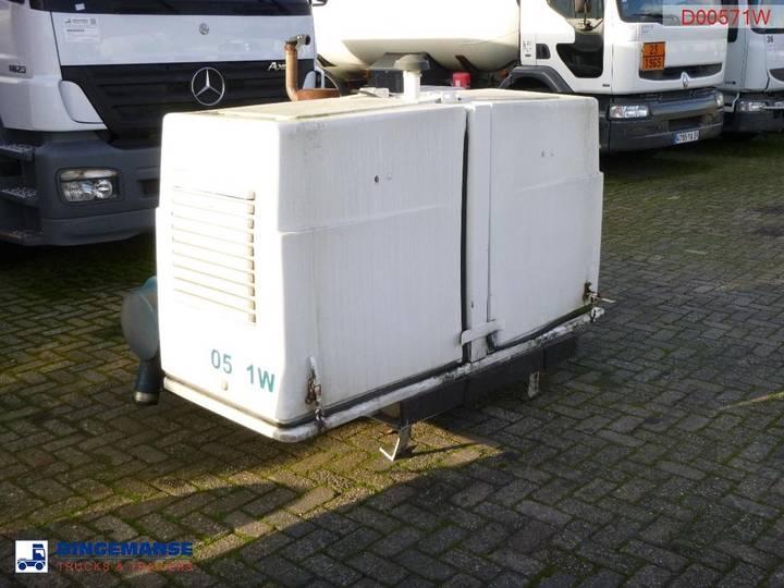 Yanmar / GHH Rand 4TNV88 engine / CG80RD compressor - 2005