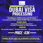 Dubai working permit visa