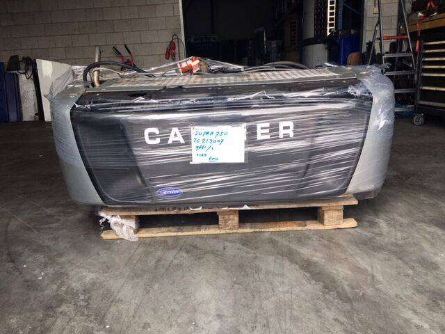 Carrier Supra 750 – TC213007    Stock:12267 - 2012