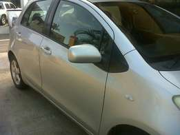 Wanted toyota yaris cash 45000