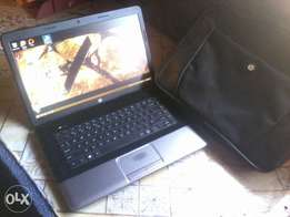 HP laptop +bag and charger