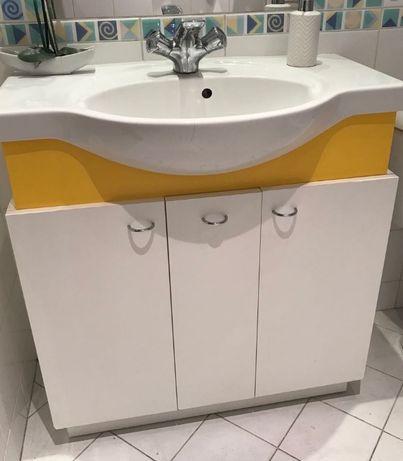 Szafka Do łazienki Villeroy And Boch Hans Grohe Bateria