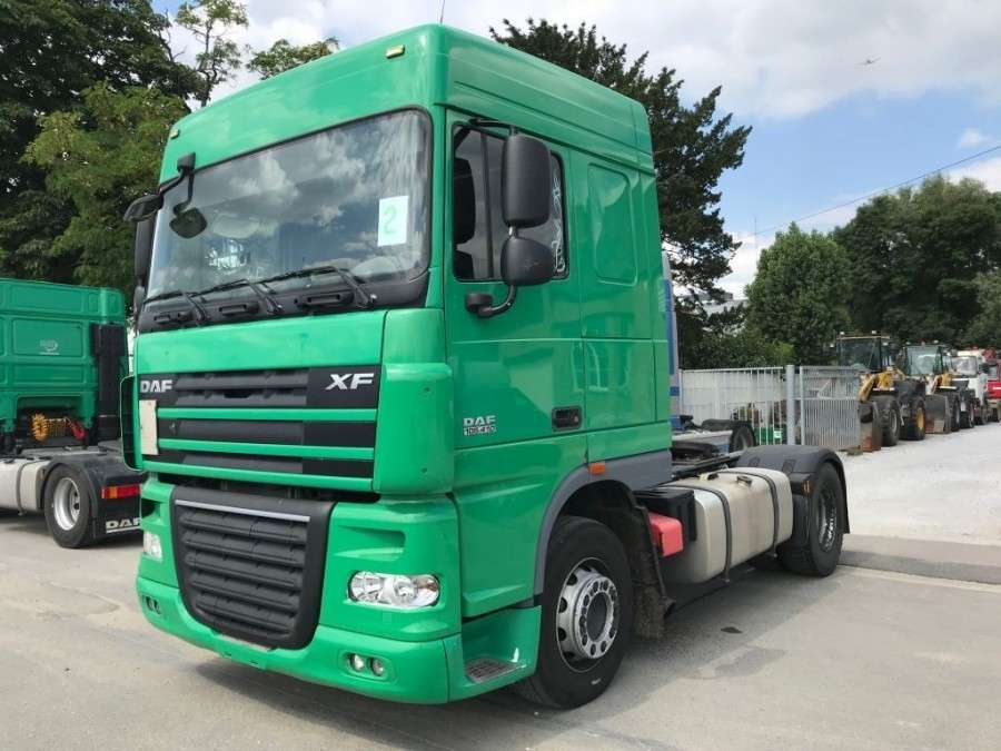 DAF 105 XF 410 MANUAL GEARBOX - 2012 for sale | Tradus
