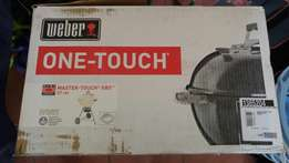 Weber braai and cover for sale