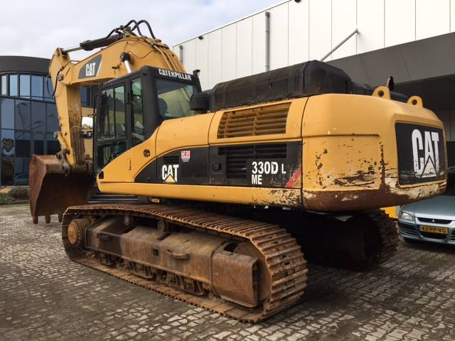 Caterpillar 330DL ME - 2008