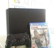 ps4 slim not open clean condition