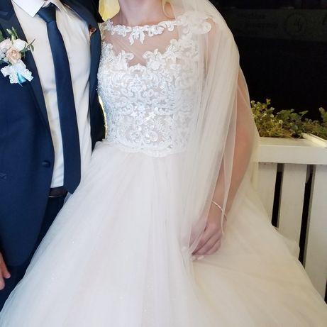 Весільна сукня  500   - Весільні сукні Львів на Olx cb87942d355f9