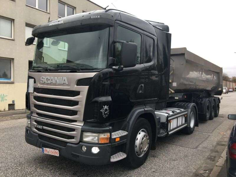 Scania G440 - 2010 for sale   Tradus