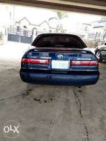 1999 Model Toyota Camry Registered