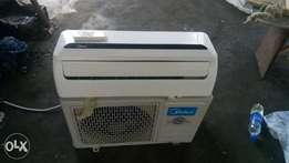 Brand New Midea 1HP Led Display Split AC