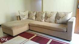 L-shape 5 seater Sofa