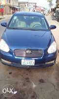 Clean Registered Hyundai Accent 2008 automatic