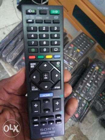 Original Remotes for Sony,LG,Samsung and Hisense tv.We deliver Mombasa Island - image 1