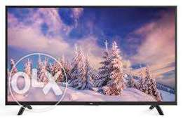 TCL 32inch digital Smart TV with free to air channels. Pay on delivery
