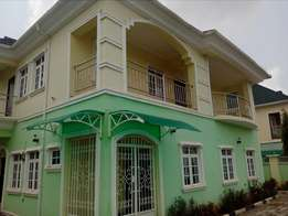 Brand New, Fully Detached 4 Bedroom Duplex near Games Village for Rent