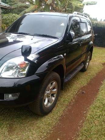 2008 Black Prado for Sale Nairobi CBD - image 4
