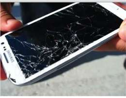 We buy damaged, cracked lcd, new or used phones!