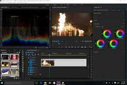 Adobe Priemiere Pro and After Effects