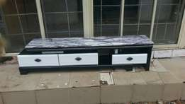 Marble top Adjustment tv stand