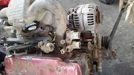 E30 318i M10 motor and gearbox for sale.