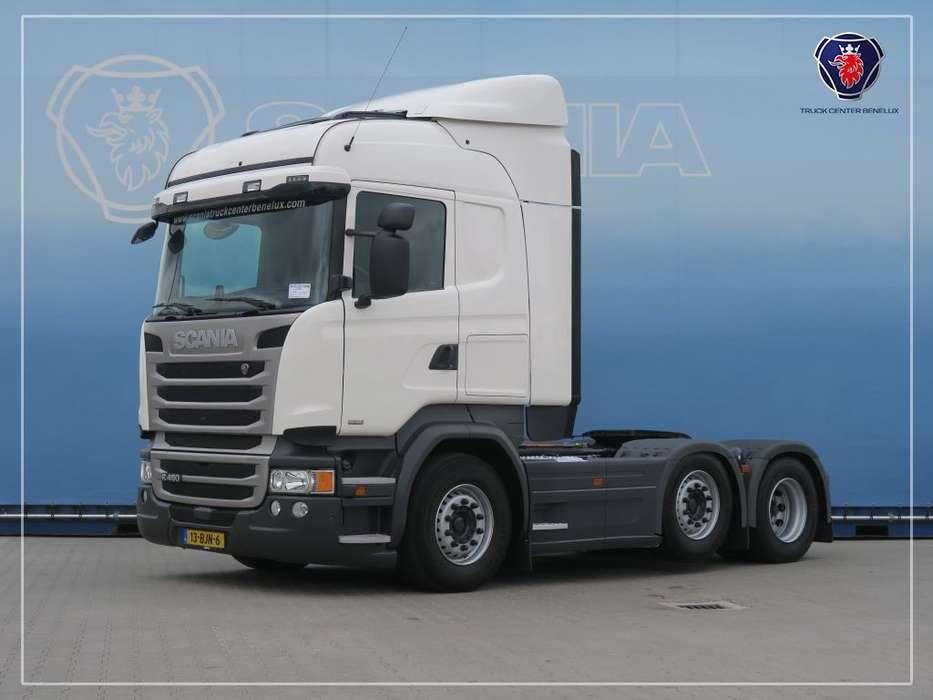 Scania R450 LA6X2/4MNB   SCR-only   Full Air   PTO   Hydraulic  ... - 2017