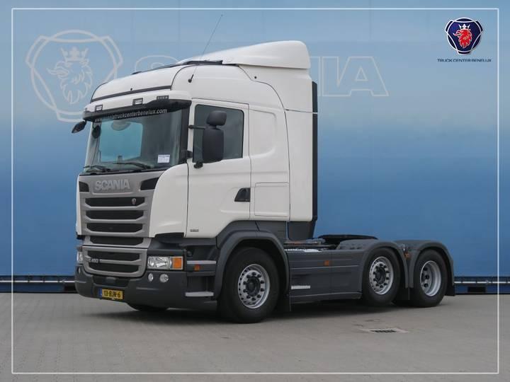 Scania R450 LA6X2/4MNB | SCR-only | Full Air | PTO | Hydraulic |... - 2017