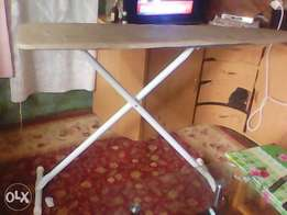 Am giving away a steel ironing. Stil.