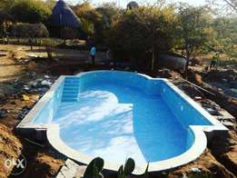 Waterways Africa Swimming Pools - Freeboard Type