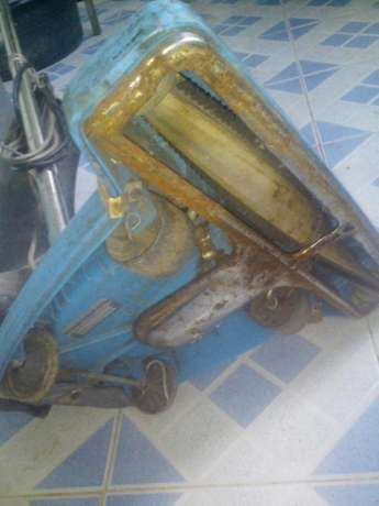 Vacuum cleaner with sweeper Afraha - image 5