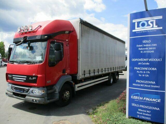 DAF LF55.280 6x2 EURO 4 - 2008
