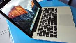 "macbook pro i7 for sale . 13"".clean cond. 2.7ghz i7, 1Tb hdd 2011 mod"