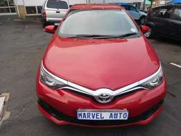 2016 Toyota Auris 1.6 Xs For R185,000