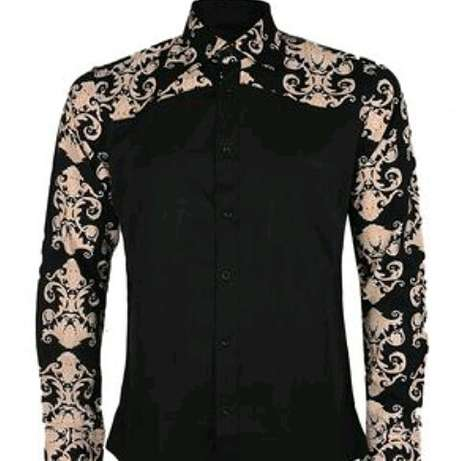 Men's Black Design Lagos Mainland - image 1