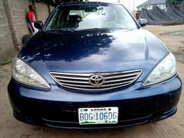 Clean Toyota camry no condition buy and use ac chilling Lagos clear