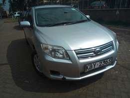 Toyota Axio KBY registration clean fully loaded 1500cc 2007model