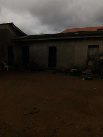 Tenement bungalow on full plot good for Hotel along Akesan rd igando Alimosho - image 5