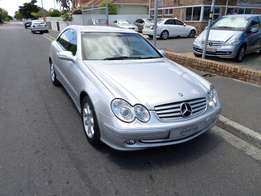 2003 Mercedes CLK320 Coupe Automatic Stunning Condition