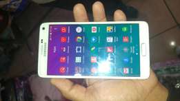 Sumsung note4 good condition pta twn
