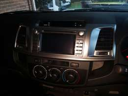 Hilux touch screen trim wanted