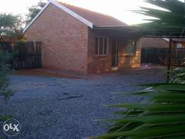 House to rent in Kathu.