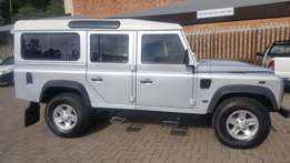2008 Land Rover Defender SW Puma for sale
