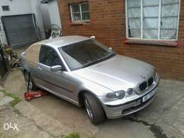 Bmw TI stripping for spares