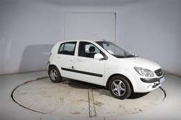 Hyundai Getz 2004 Upwards