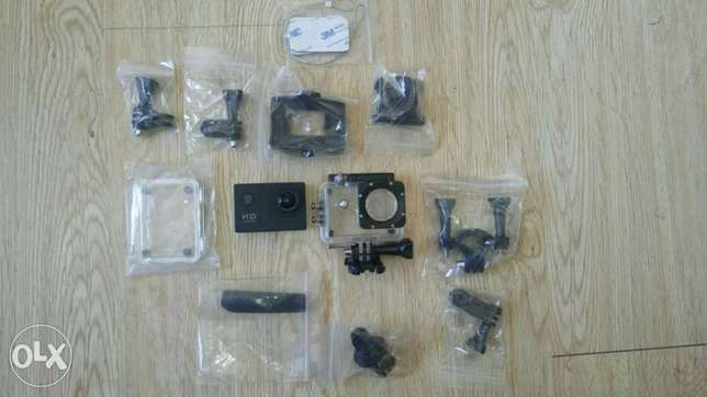 Action camera with a bargain price Sherwood - image 1