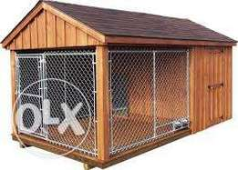 dog kennels and Pet houses