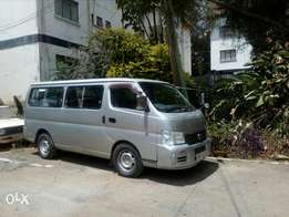 Nissan 16 seater van,Financing Available!